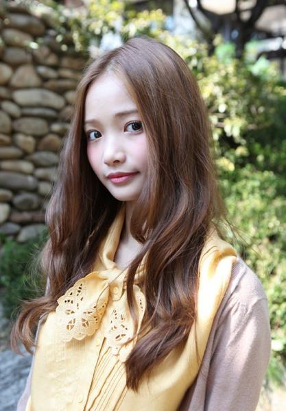 hair cute Shared asian long