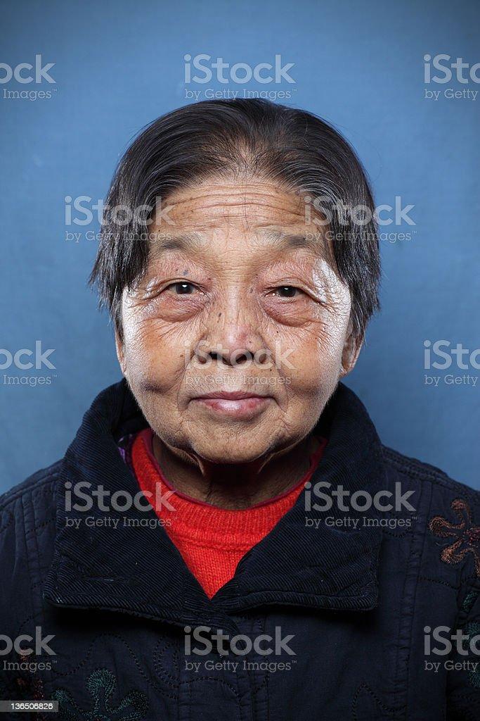 mature woman Korean