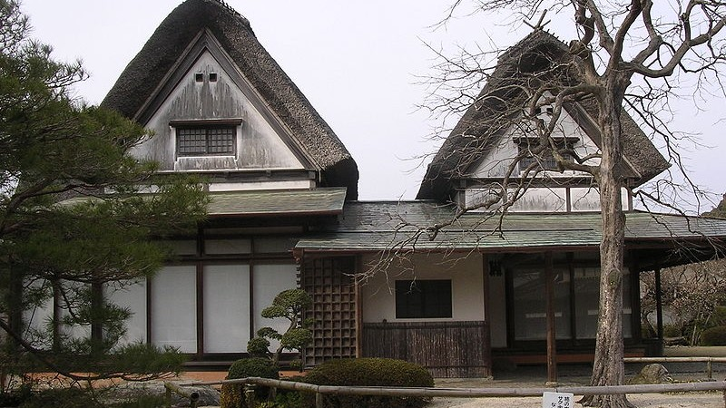 japan A house in
