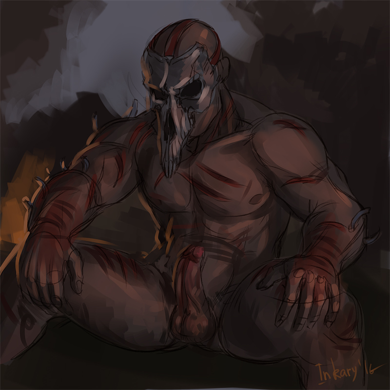 Dead by daylight hentai