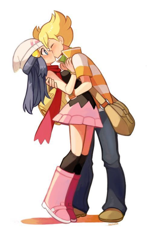 Pokemon diamon and pearl hentai