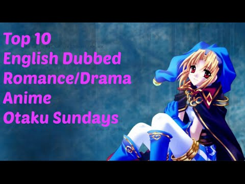 dubbed Top animes english