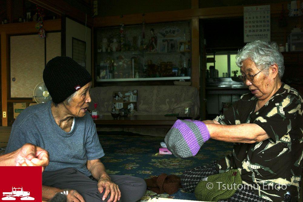 Asian tsunami relief tears in heaven