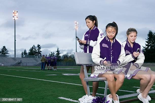 asian outdoor Cheerleaders virgin