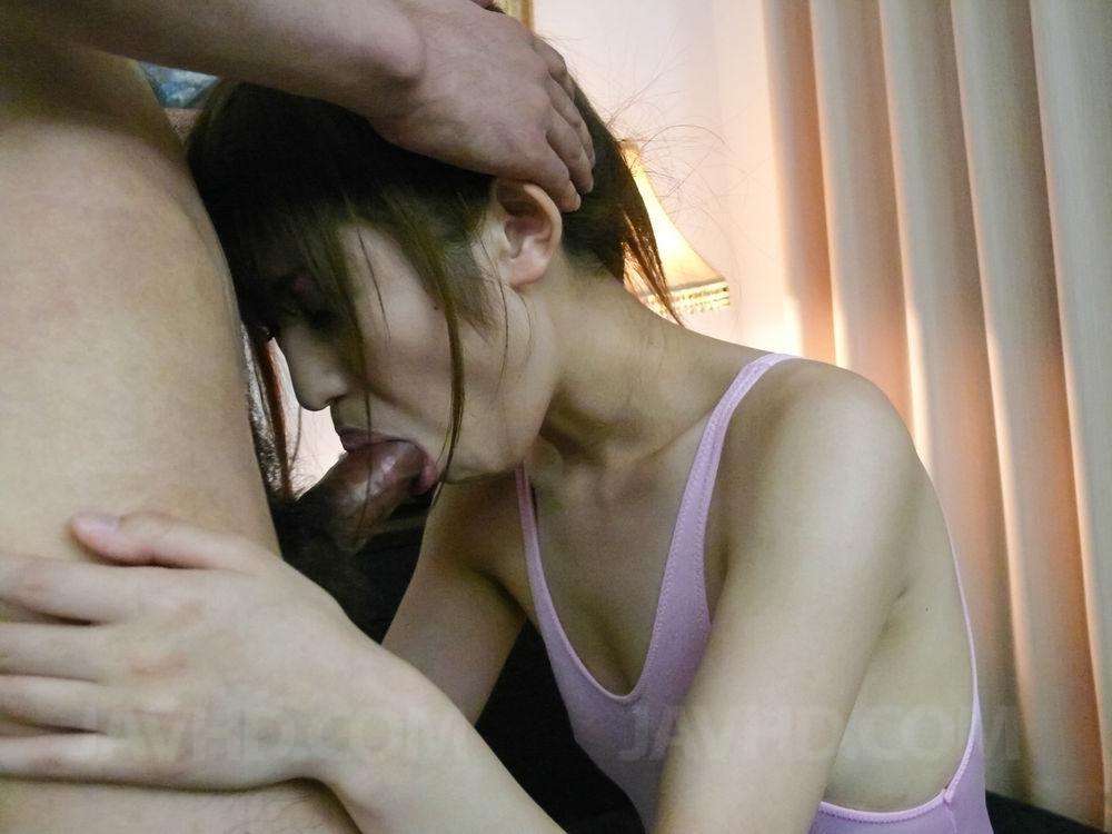 asian mouth watching Panties cum