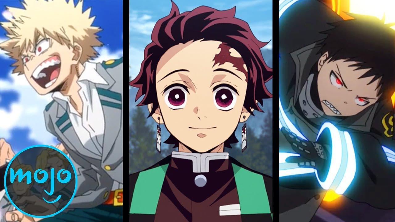 10 animes Top hentai