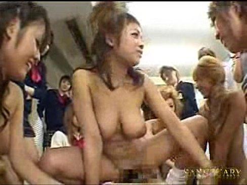 group orgy Japan