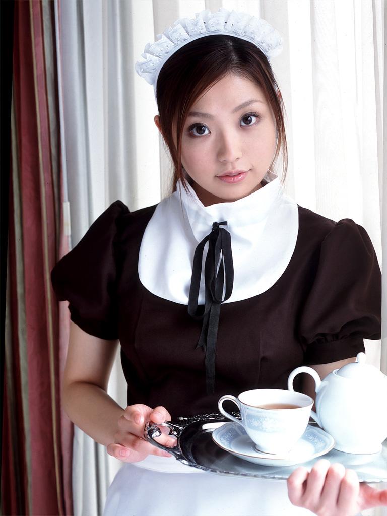maid daddy Shared asian