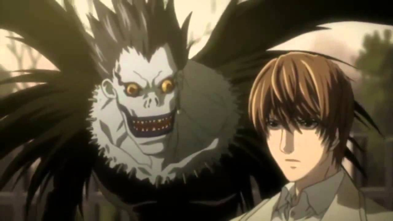 to death note watch anime Where