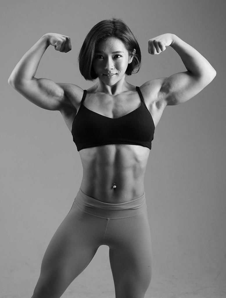 to build asian muscle How
