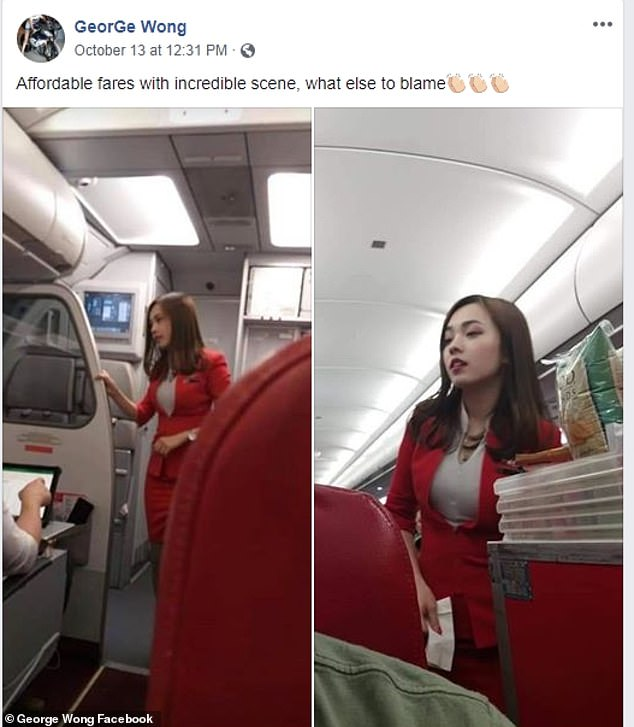 viral Chinese blowjob goes airline snap hostess