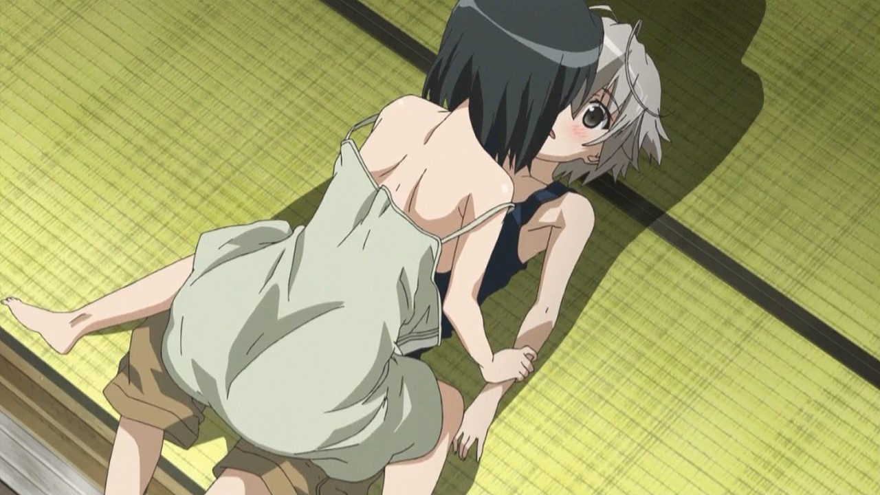 shows nudity tv Anime with