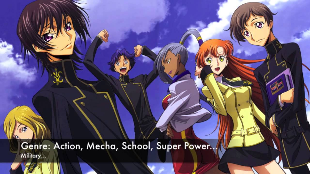 dub New anime english