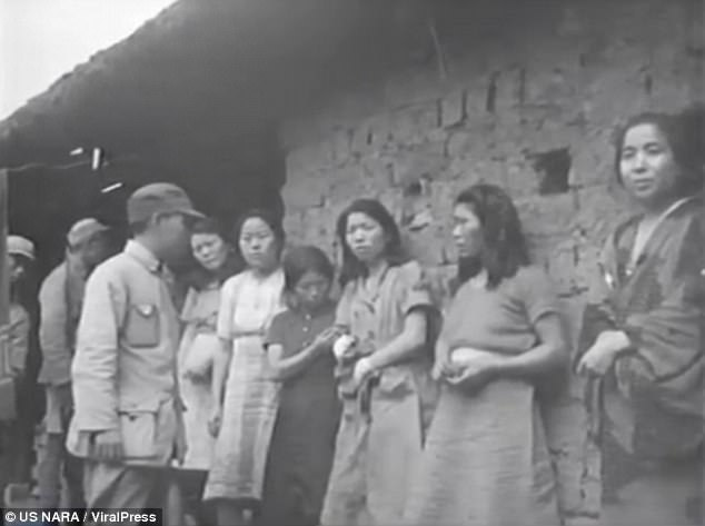 occupation slaves during japanese Korean sex