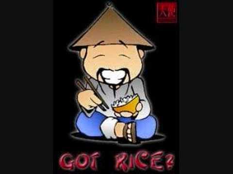 got rice Asian lyric pride