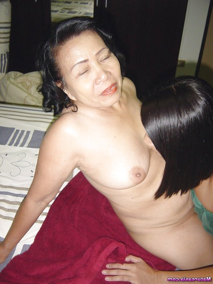porn fuck chinese Older woman