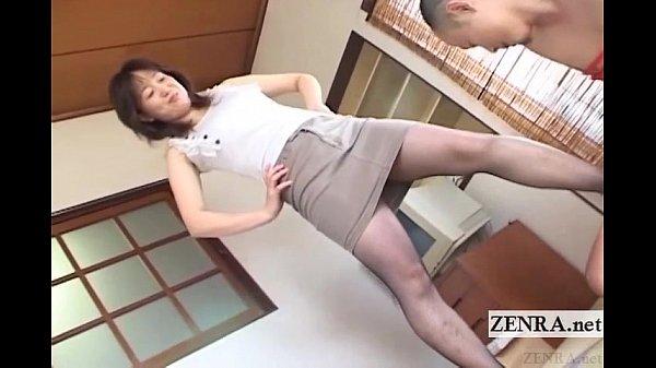 Japan femdom fetish