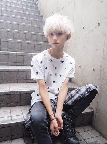 asian hair Skinny cute long
