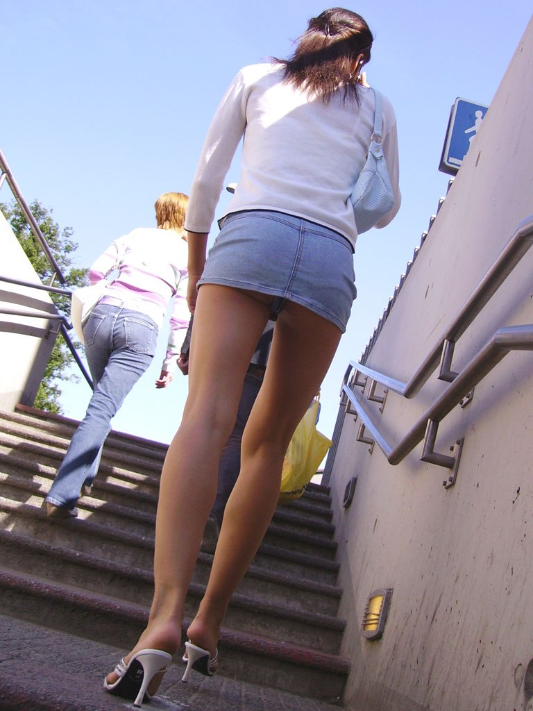 girl in white pantie Asian