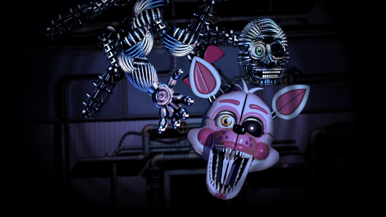 Five nights at anime 2 all jumpscares