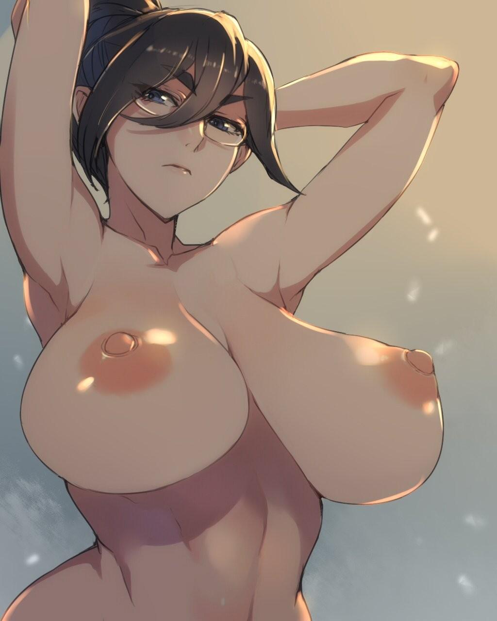 woman Hentai porn big