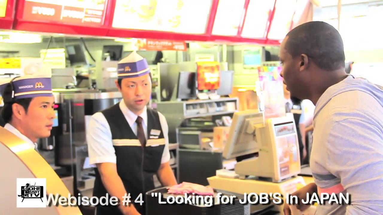 jobs are japan What in