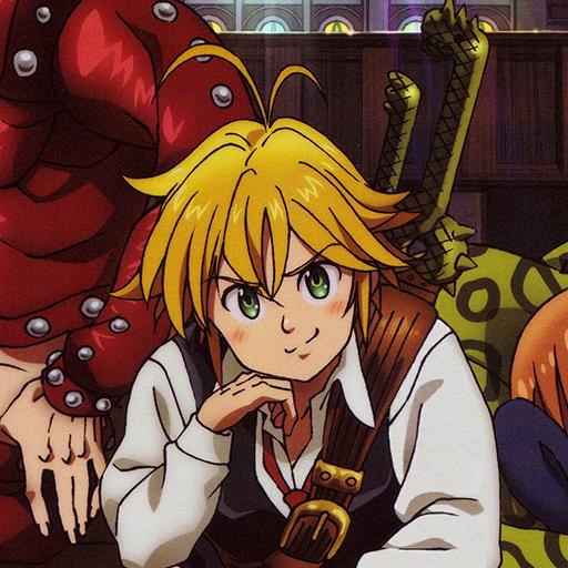 deadly anime Seven fanart sins