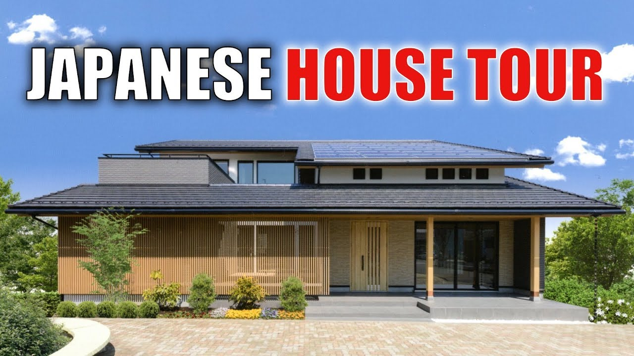 A house in japan
