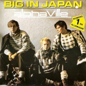 in And one lyrics big japan