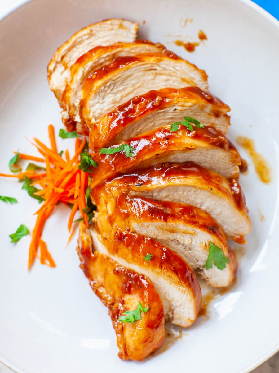 chicken recipe Asian breast