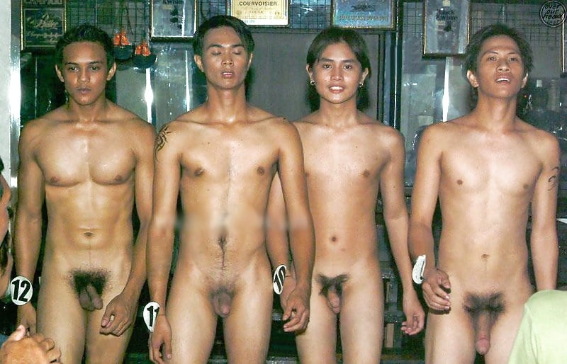 Asian chinese male nude