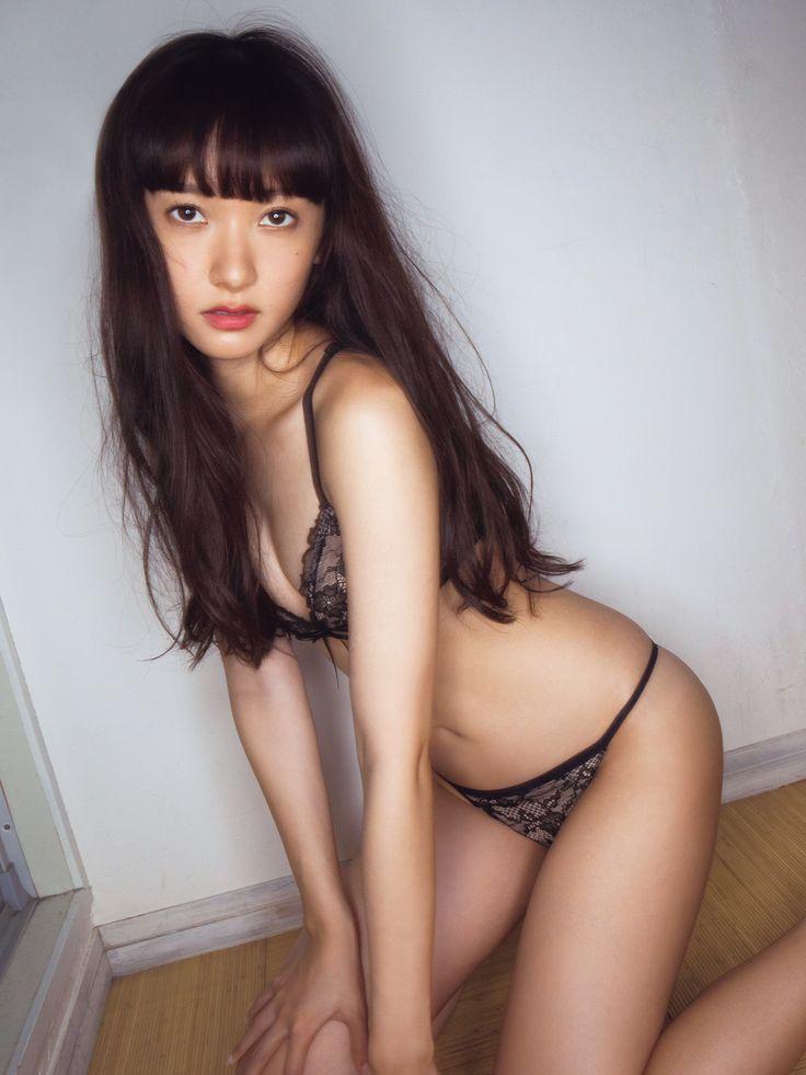 Screaming asian curvy long hair