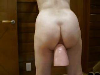 Outdoor asian shaved voyeur