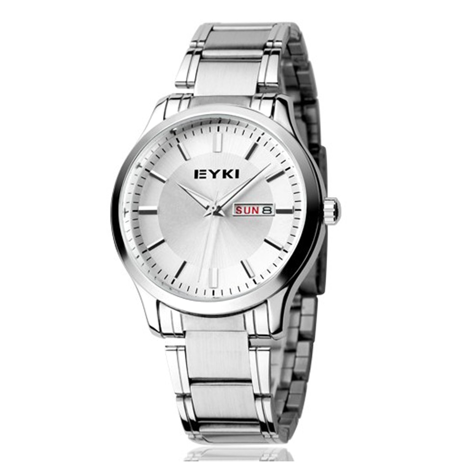 All stainless steel japan movt