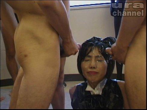 japan Bukkake free