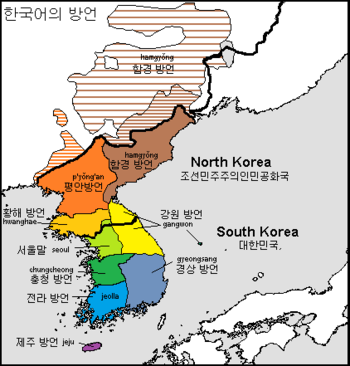 to language What do in korean