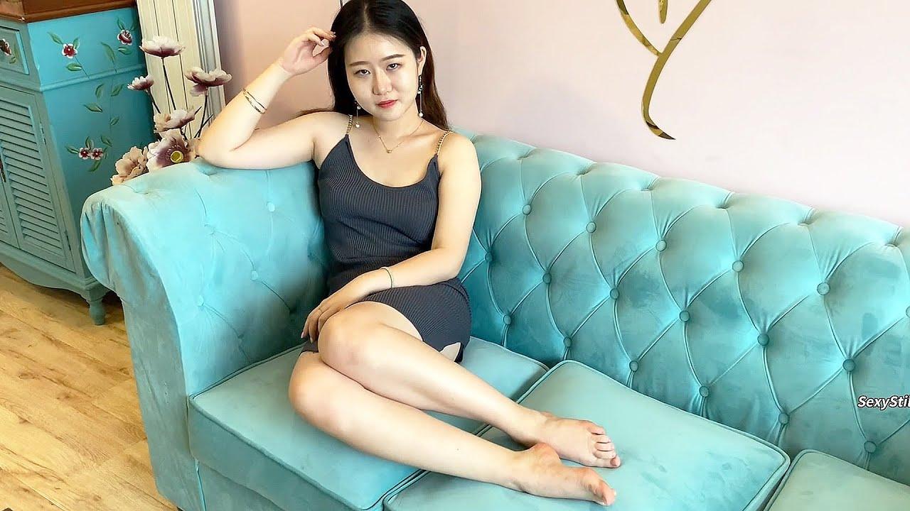 Chinese feet fetish