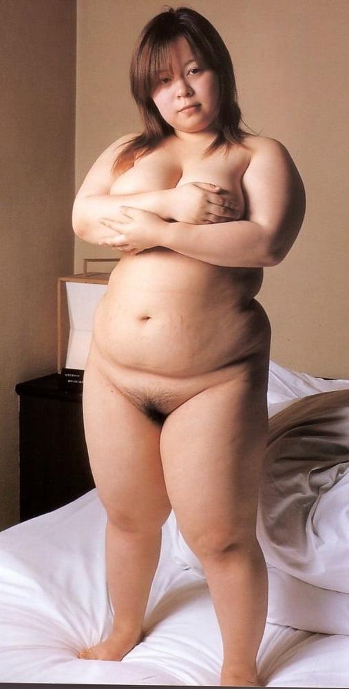girl naked asian Chubby