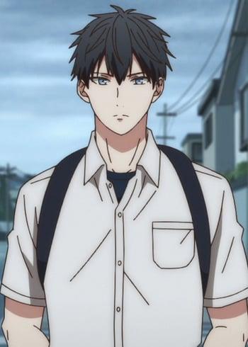 time Hentai boy first