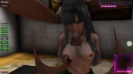 vidio 3d Hentia unsencored porn