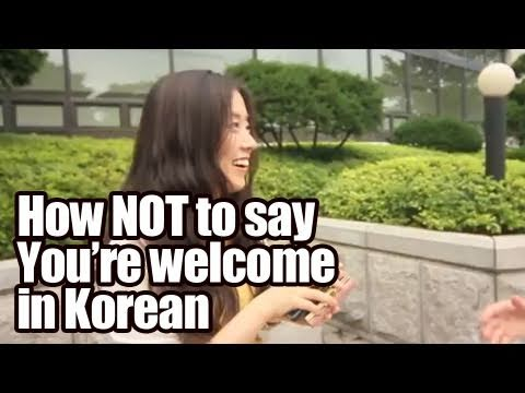 yours korean in it Is
