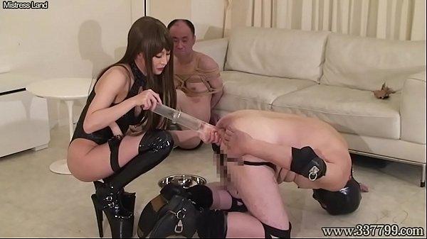 femdom strapon Japan