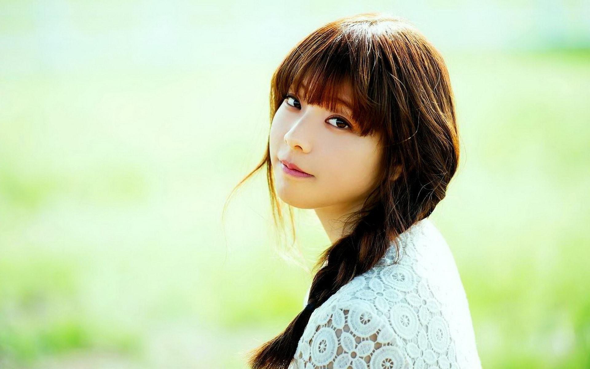 photos Korean cute girl
