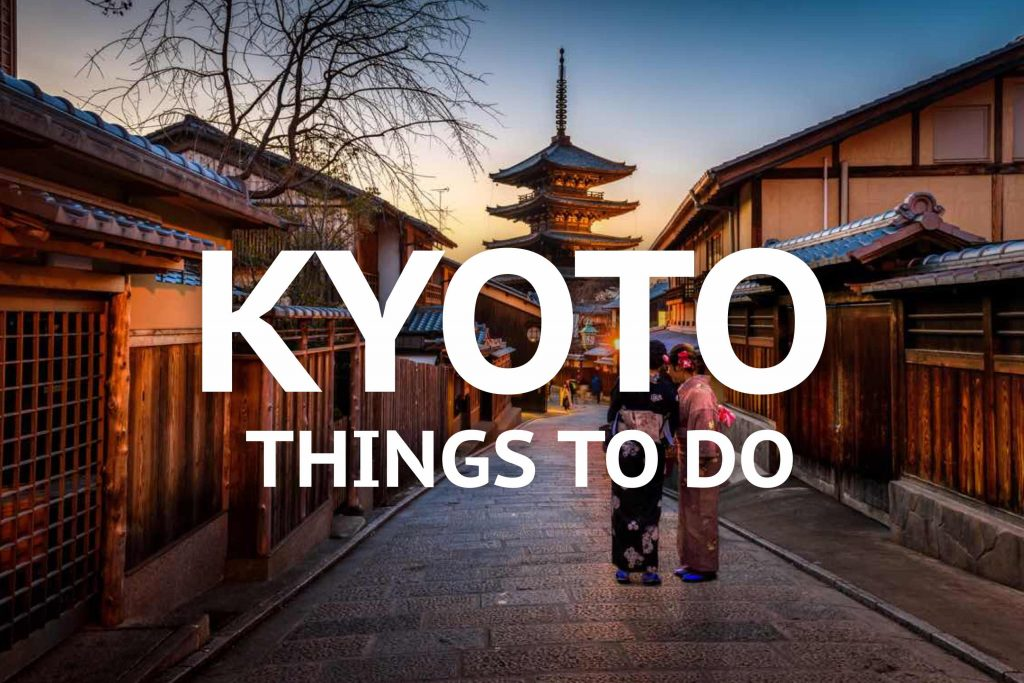 do to Kyoto what japan