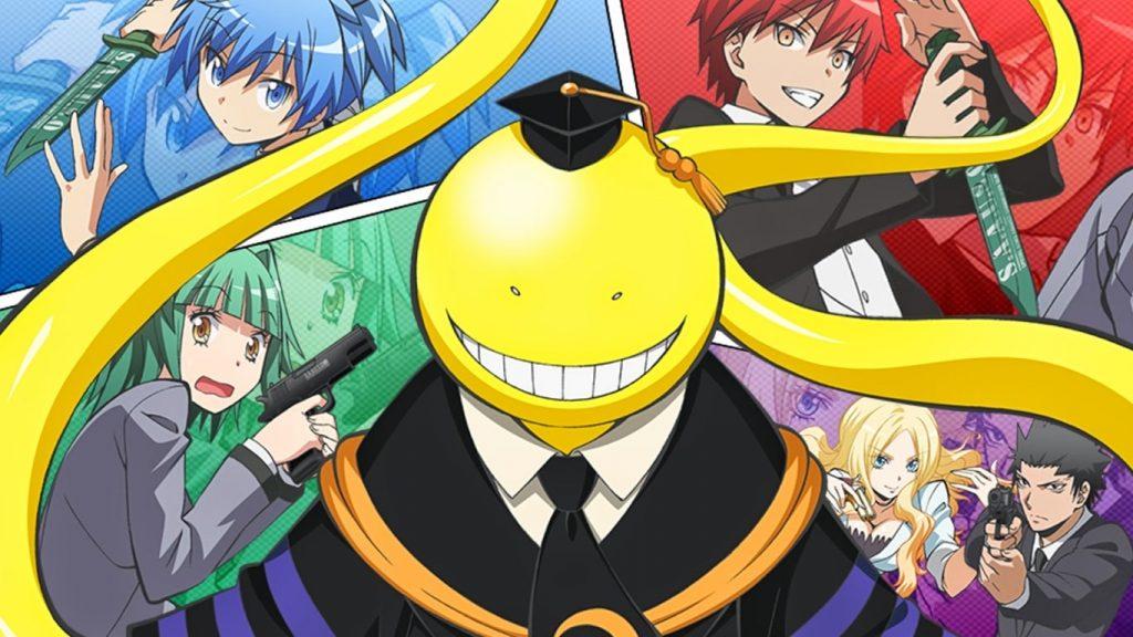 New anime english dub