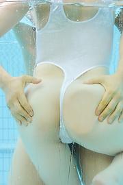 creampie Outdoor asian wet
