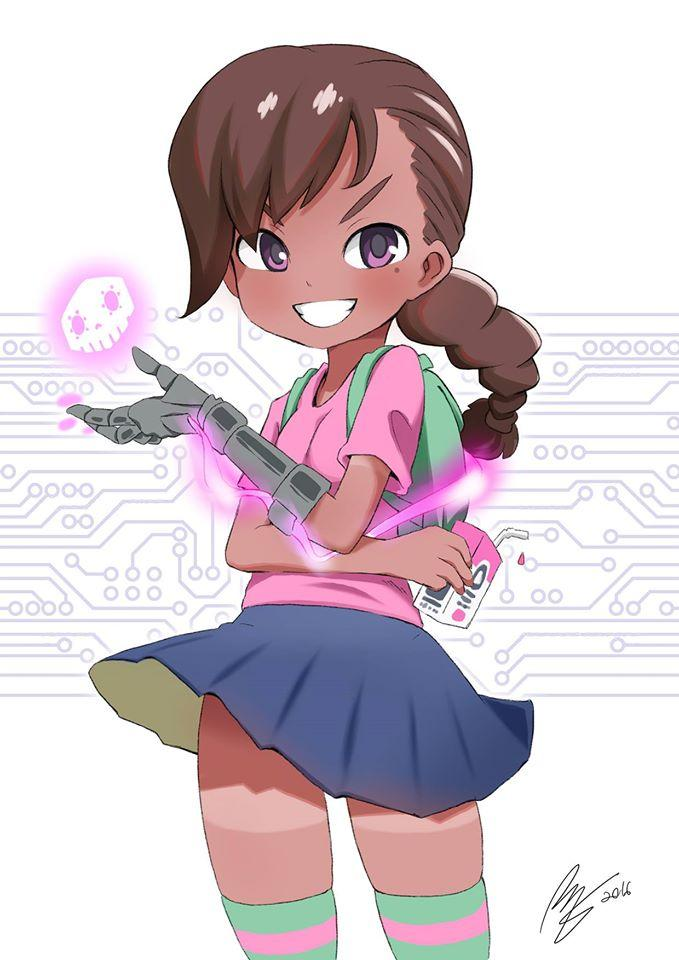 teen anime porn Tiny
