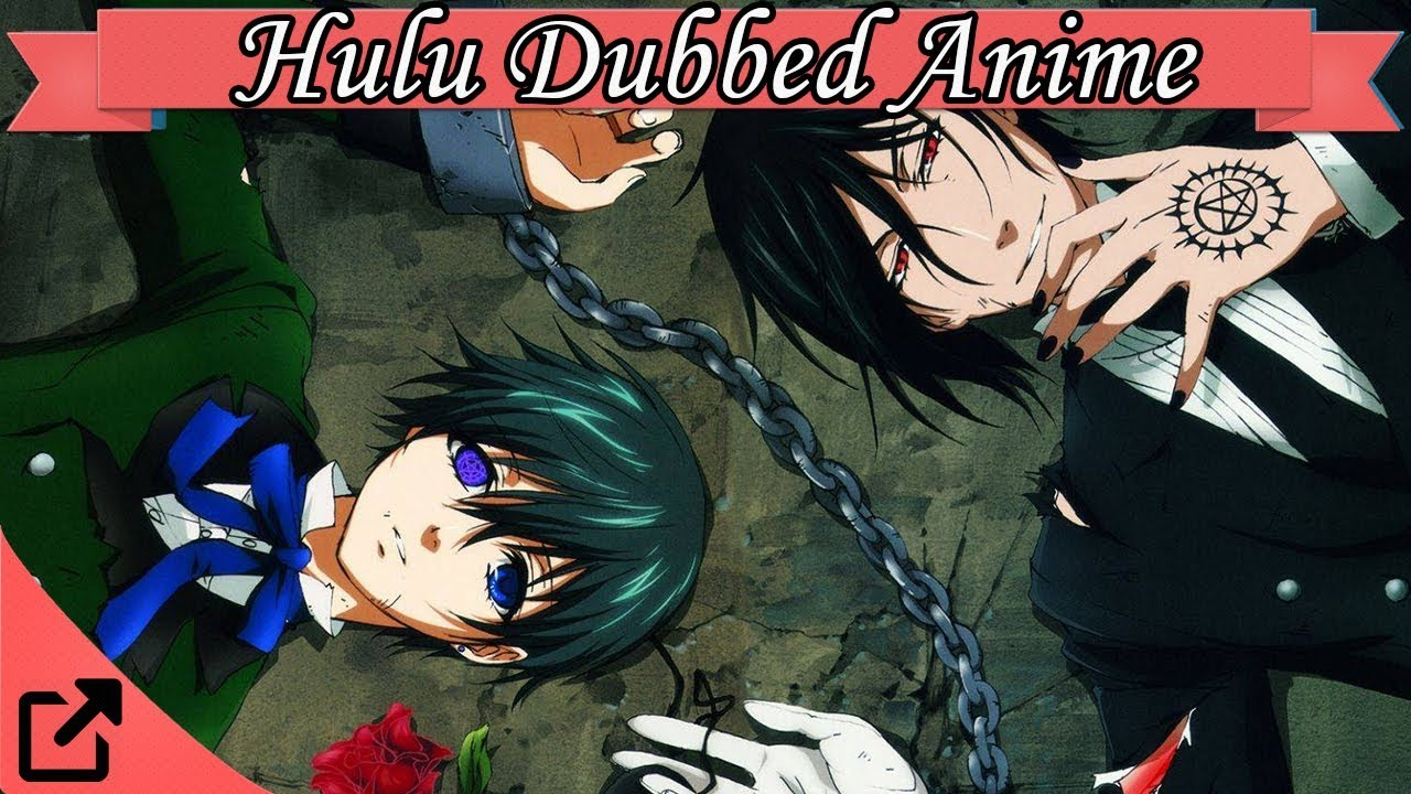Top english dubbed animes