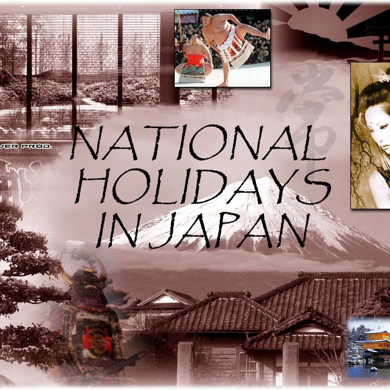 japan it What in is holiday